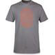 Dakine Head Tube T-Shirt Heren grijs